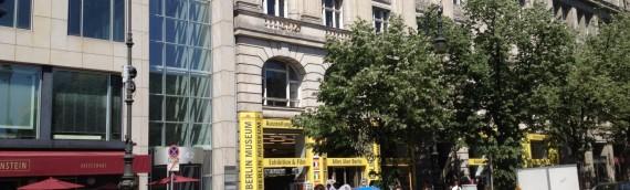 netzdenker zieht um – Unter den Linden